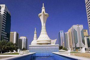 Достопримечательности Абу-Даби.