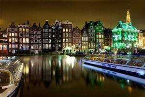 Развлечения в Амстердаме