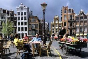 Авиарейсы в Амстердам, выгодно и удобно.