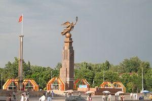Транспорт в Бишкеке