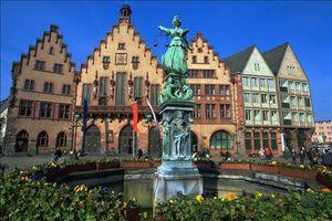 Виза в Германию.