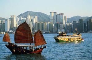 Транспорт в Гонконге.