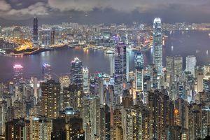 Как добраться в Гонконг.