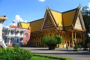 Нужна ли виза в Камбоджу.