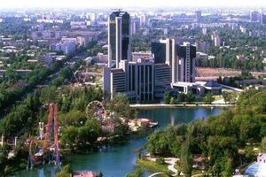 Как добраться в Ташкент.