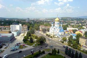 Виза в Украину.