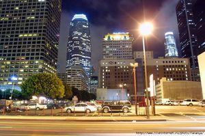 Достопримечательности Лос-Анджелеса.