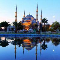 Достопримечательности Стамбула, мечети храмы, памятники.